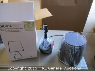 Mini touch Lamp
