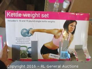 Kettle Weights