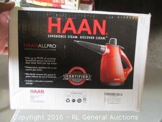 Haan  Steamer