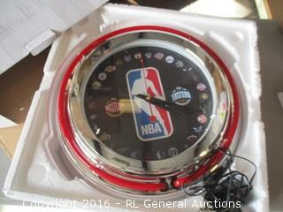 NBA Clock
