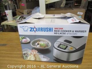 Rice cooker & Warmer
