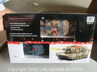 Battle Tank RC