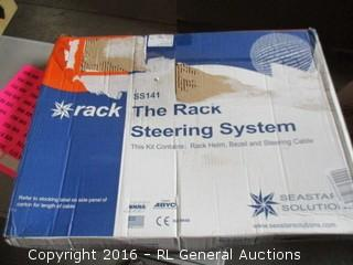 The Rack Steering system