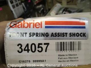 Front Spring Assist shock