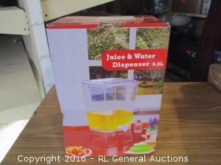 Juice & Water Dispenser