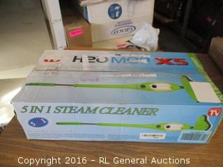 5 in1 steam cleaner