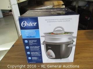 Oster Rice Cooker and steamer