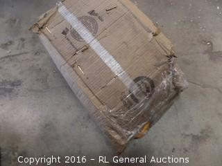 Marrington CF Series Die-cast Aluminum Package Damaged New In Box see pics.