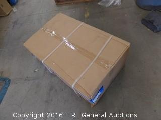 Delta 12-1/2 In Variable Speed MIDI Lathe Package Damaged New In Box