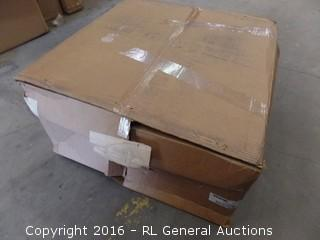 Airmaster 23008 Lower Pressure Shutt;e Package Damage New in Box