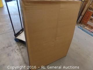 """Econo Porch 21""""  See Pics Package damaged New In bozx"""