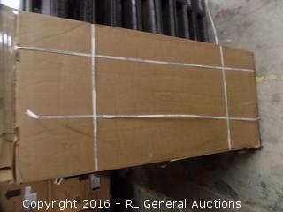 Sandusky Package Damage New in Box