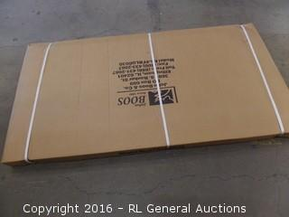 SS Table Package Damaged New In Box