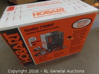 Hobart Handler 210MVP Packaged Damaged New in Box