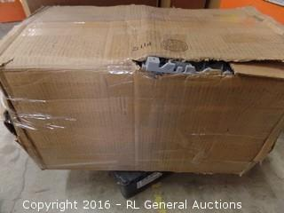 Durable Corporation Modular Square Cube package damaged New in Box