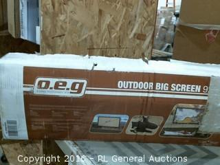 Outdoor Big Screen