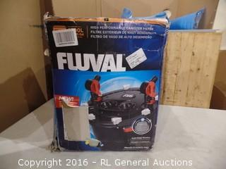 Fluval High performance canister filter