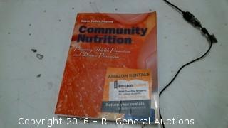 Community Nutriton
