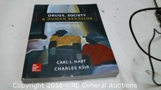 Drugs, Society Human Behavior