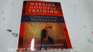 Warrior Goddess training.