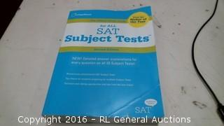 for all SAT Subject tests