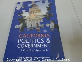 California Politics & Government
