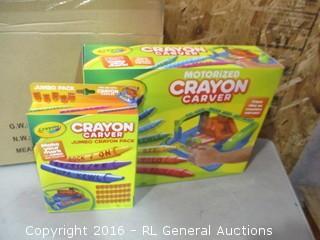 Crayon Carver