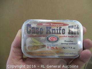 Case knife kit