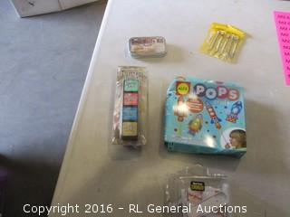 Various Items See Pics