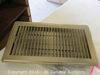 Return grille