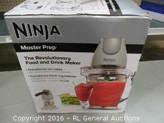 Ninja Master Prep