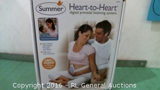 Summer Heart to Heart