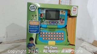 Leap Frog My Own Laptop
