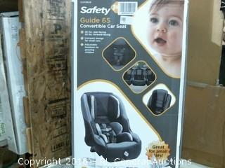 Satety Convertible carseat