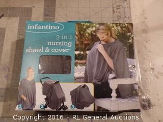 Nursing Shawl & Cover