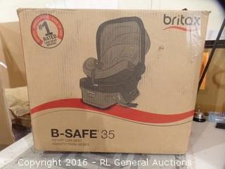 B Safe Infant car seat
