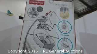 Fisher Price Cradle n swing