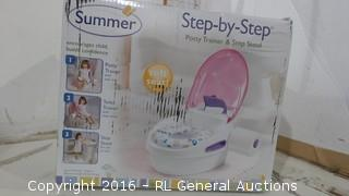Summer Step by Step