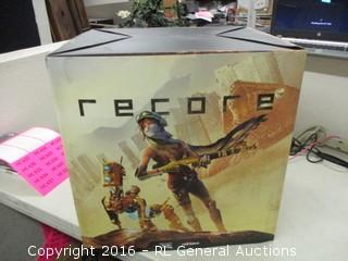Xboxone Recore Game And Figurine