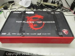 MSI Gaming Series (No Power, Damaged)