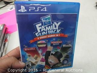 PS4 Family Fun Pack Game