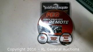Punch Equalizer Remote