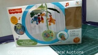 Fisher Price Musical Mobie