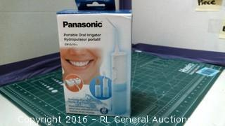 Panasonic Portable Oral Irrigator