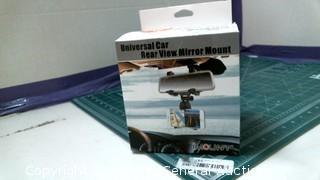 Universal Car Rear view Mirror mount