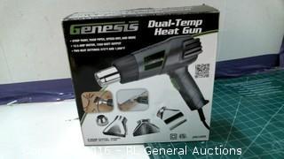 Genesis Dual temp Heat gun