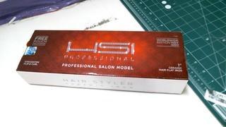 Hair flat iron