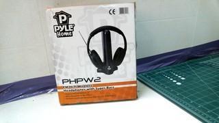 FM Hi Fi Wireless Headphones with super bass