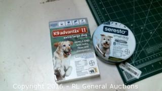 Dog items see pics