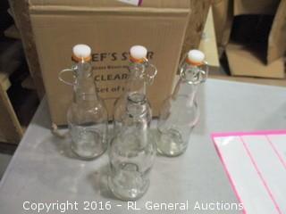 Glass Beverage Bottles